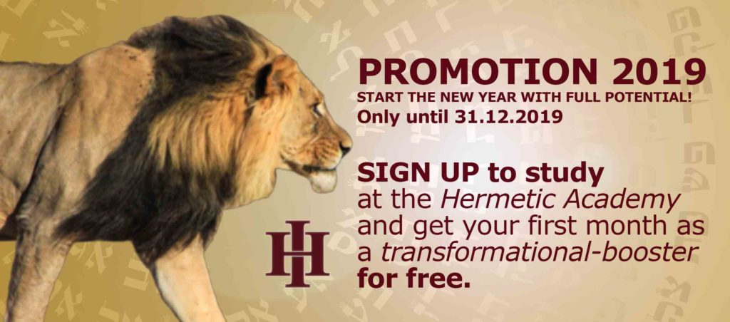 Hermetic Academy Promotion 2019